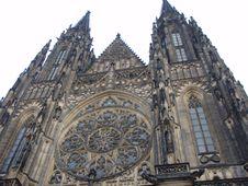 Free Saint Vitus Cathedral Prague Royalty Free Stock Photography - 5390327