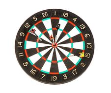 Free Darts Stock Photography - 5390812