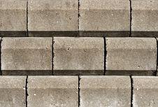 Free Large Grey Brick Royalty Free Stock Photos - 5390878