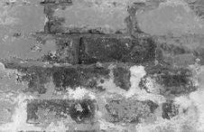 Free Old Brick Wall Royalty Free Stock Photo - 5391295