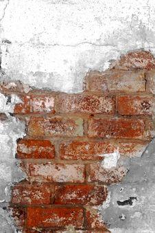 Free Old Brick Wall Stock Photos - 5391363