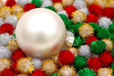 Free Christmas Decoration Royalty Free Stock Image - 5392046