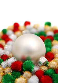 Free Christmas Decoration Stock Images - 5392074