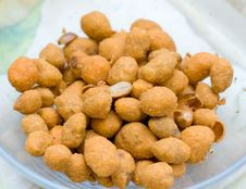Free Salted Nuts Stock Photography - 5392462