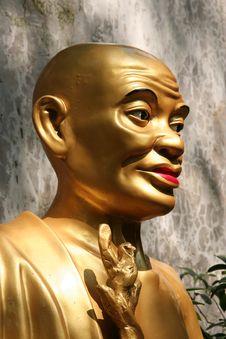 Free Buddhist Statue Stock Image - 5392801