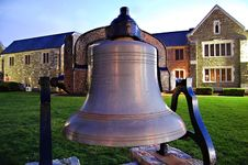 Free Old Church Bell Stock Photo - 5392820