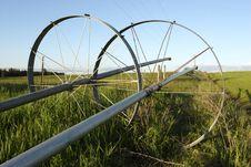 Free Irrigation Equipment. Royalty Free Stock Photo - 5392985