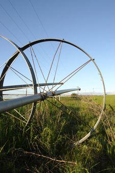 Free Farm Irrigation Equipment. Stock Photo - 5393030