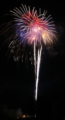 Free 4th Of July Celebration Royalty Free Stock Photography - 5393587