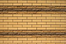 Free Brick Wall Royalty Free Stock Image - 5393786