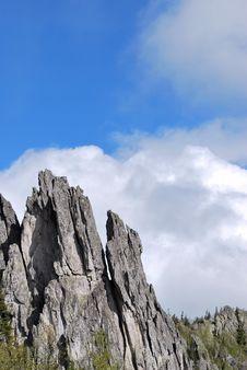 Free Crag Stock Photography - 5393982
