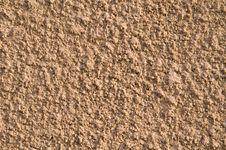 Hard-grained Sand Background Royalty Free Stock Images
