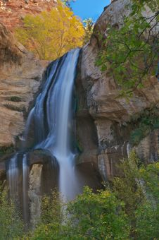 Free Lower Calf Creek Royalty Free Stock Image - 5394616