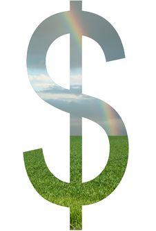 Free Logo Of Dollar Stock Image - 5394801