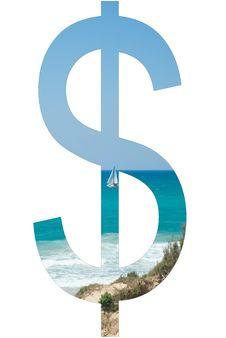 Free Logo Of Dollar Royalty Free Stock Photo - 5394805