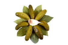 Free Cucumbers Royalty Free Stock Image - 5395376