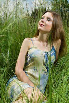 Free Romantic Girl Stock Photo - 5395640