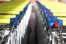 Free Shopping Carts Stock Photos - 5396003