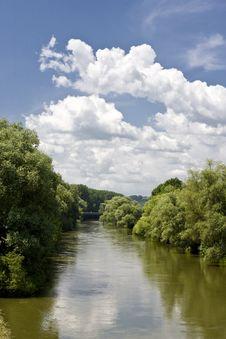 Free The River Danube Stock Photo - 5396160