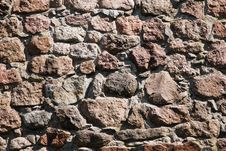Free Fortification Fragment Royalty Free Stock Photo - 5396515