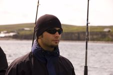 Free Fisherman Stock Photography - 5396762