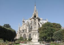 Free Notre Dame Royalty Free Stock Photo - 5396895