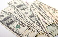 Free Dollars Royalty Free Stock Photo - 5397445