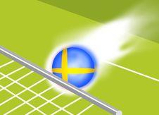 Free Sport Series / Goal Sweden Stock Photos - 5397933