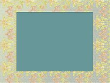Free Floral Frame Stock Images - 5398244