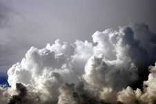 Free Thunderstorm Cloud Royalty Free Stock Images - 5398539