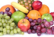 Free Tropical Fruits Royalty Free Stock Image - 5399016