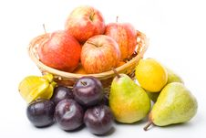 Free Still Life With Fruits Stock Photography - 5399202
