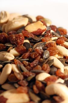 Free Nuts Stock Image - 5399491