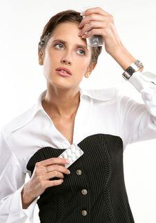 Free Fine Business-lady Stock Photos - 5399503