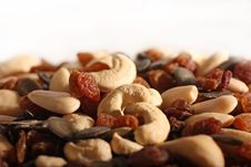 Free Nuts Stock Image - 5399611