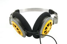 Free Portable Headphones 2 Stock Image - 5399661