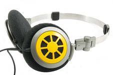 Free Portable Headphones 3 Royalty Free Stock Photo - 5399715