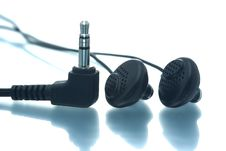 Free Earphones And Plug Stock Photography - 5399752
