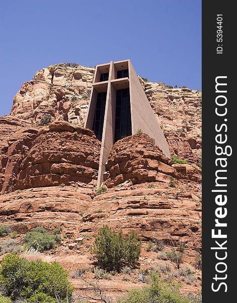 Sedona Chapel of the Holy Cross
