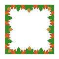 Free Autumnal Frame. Stock Photos - 545533