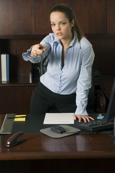 Free Confident Businesswoman Stock Photography - 540482