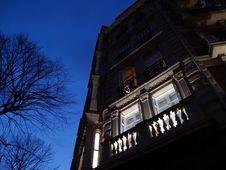 Free Gran Via Bilbao, Spain. Royalty Free Stock Photos - 540508