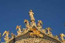 Free Detail Of San Marco Basilica Royalty Free Stock Image - 540706