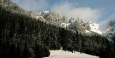 Free Tatra Mountains 3 Stock Photography - 540932
