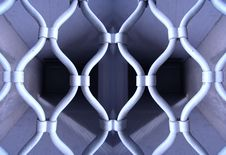 Free Marseille Gated Pattern Royalty Free Stock Images - 541009