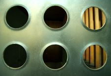 Free Metal Holes Urban Detail Stock Image - 541331