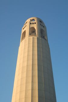 Free Coit Tower Royalty Free Stock Photography - 541387