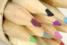 Free Color Pencils Stock Images - 541464