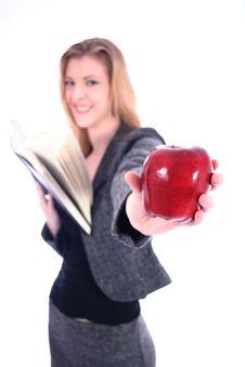 Free Woman - Business, Teacher, Lawyer, Student, Etc Stock Photos - 543163