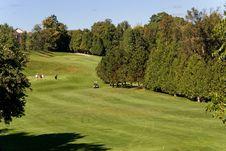 Free Golf Whitby 1 Stock Photos - 544113